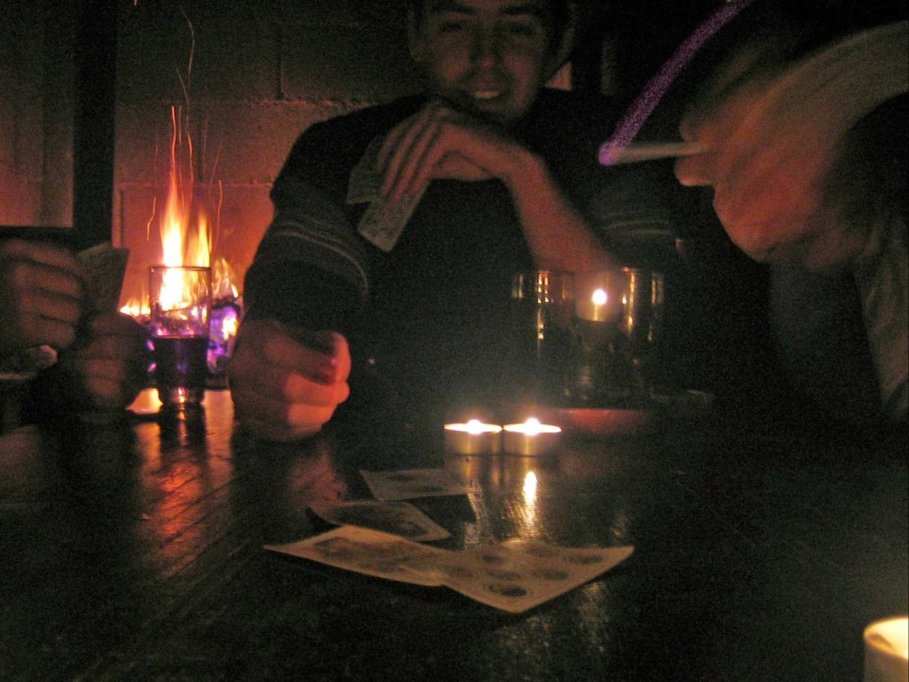 Trešeta | Playing cards